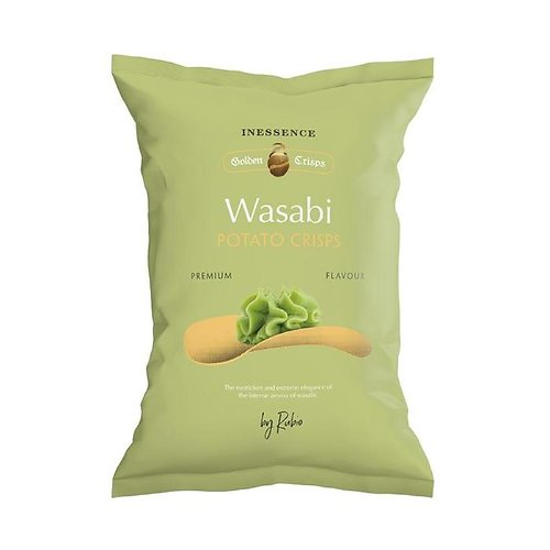 Rubio Wasabi Flavour Potato Chips
