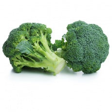 Organic Broccoli (Two Stalks)