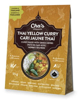 Cha's Organics Thai Yellow Curry