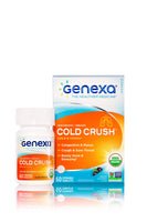 Genexa Cold Crush Tablets (Adult)