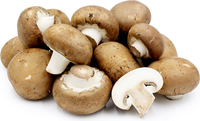 Organic Cremini Mushrooms (227g package)