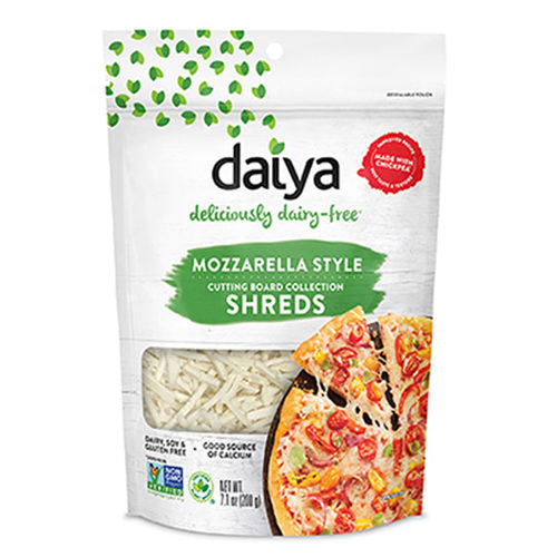Daiya Mozzarella Cutting Board Shreds