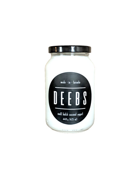 Deebs Cultured Coconut Yogurt