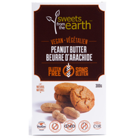 Sweets From The Earth Peanut Butter Cookie Box