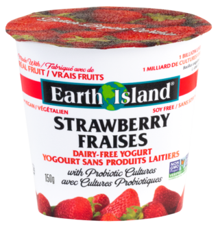 Earth Island Yogurt - Strawberry