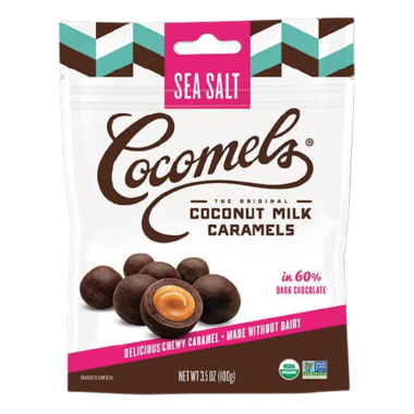 Sea Salt Cocomel Bites