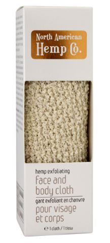 North American Hemp Co. Face & Body Cloth