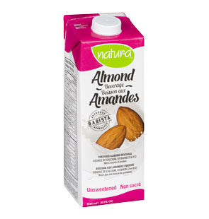 Natura Unsweetened Almond Milk