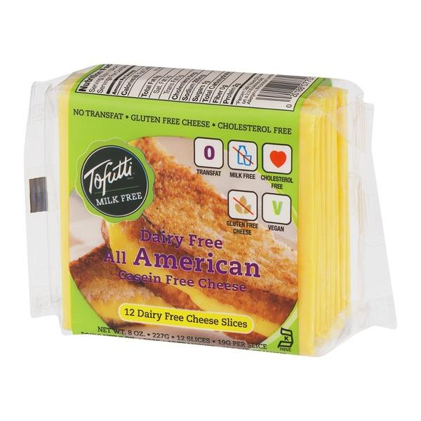 Tofutti American Cheese Slices