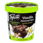 Tofutti Vanilla Almond Bark Ice Cream