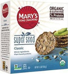 Mary's Organic Superseed Classic Crackers