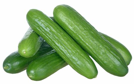 Organic Mini Cucumbers (6 Count)