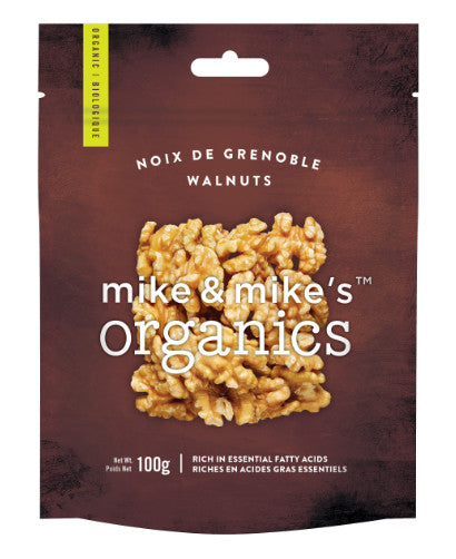 M&M Organic Walnuts