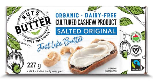 Nuts for Cheese Salted Original Butter