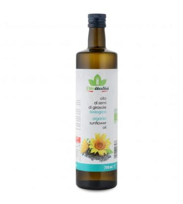 Bioitalia Organic Sunflower Oil