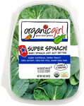 Organic Girl Super Spinach Salad Clamshell (142g)