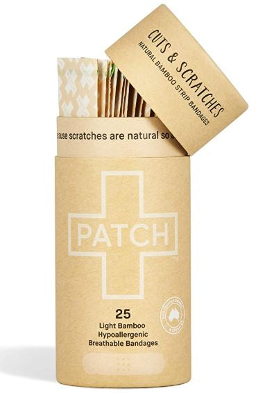 Patch Natural Bamboo Bandages