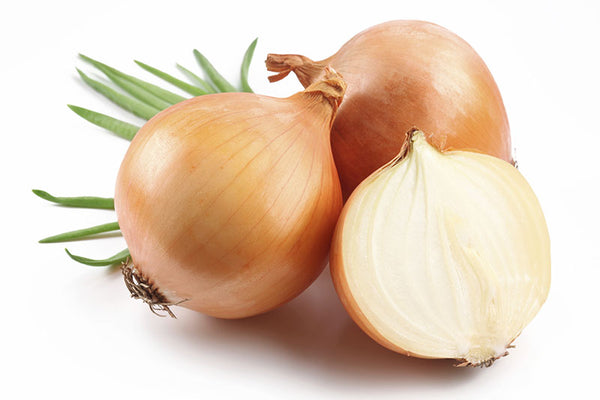 Organic Yellow Onions (3 LB Bag)