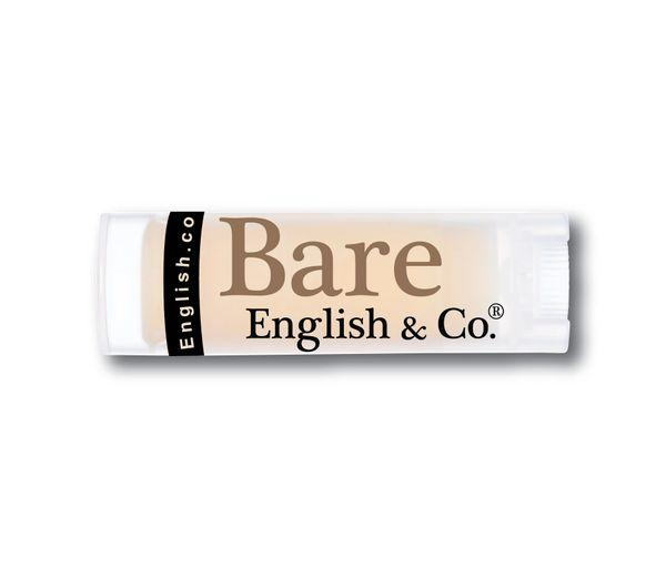 Bare English Organic Lip Balm - Vanilla Coconut