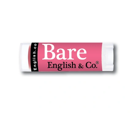 Bare English Organic Lip Balm Tinted Watermelon