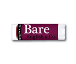 Bare English Organic Lip Balm Tinted Cherry