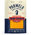 Parmela Creamery Sharp (Old) Cheddar Slices