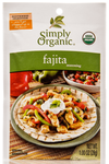 Simply Organic Fajita Seasoning