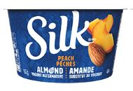 Silk Almond Milk Yogurt - Peach