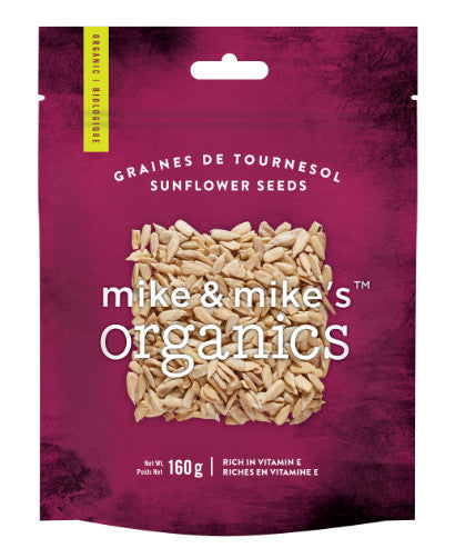 M&M Organic Sunflower Seeds