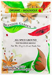 Splendor Garden Organic Ground All Spice