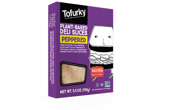 Tofurky Peppered Slices