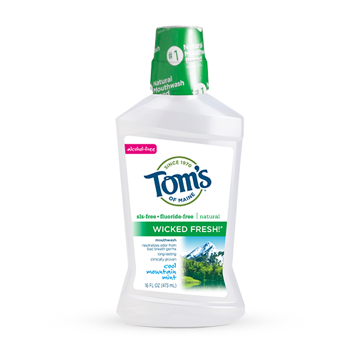 Tom's of MaineWicked Fresh Mouth WashÊ