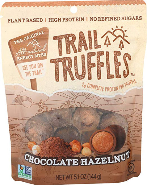 Trail Truffles Chocolate Hazelnut
