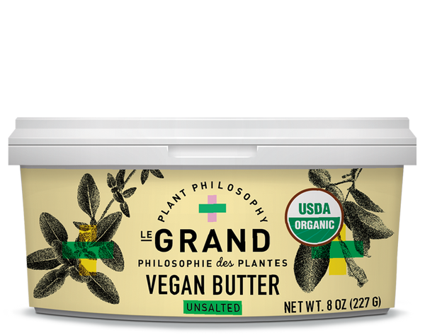 Le Grand Unsalted Butter