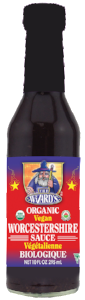 The Wizard's Organic Vegan Worcestershire 295ml