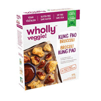 Wholly Veggie Kung Pao Broccoli