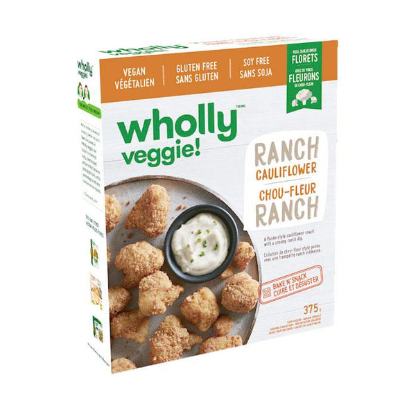 Wholly Veggie Ranch Cauliflower