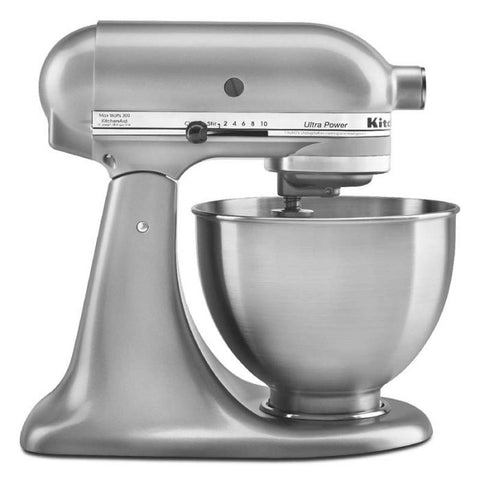 Marca: KITCHEN AID, BATIDORAS, BATIDORA KITCHEN AID KSM95CU ULTRA POWER 4,25LTS - SILVER