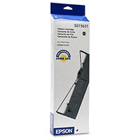 Marca: Epson, Código: S015631, Epson - 1 - black - print ribbon - for LX 350