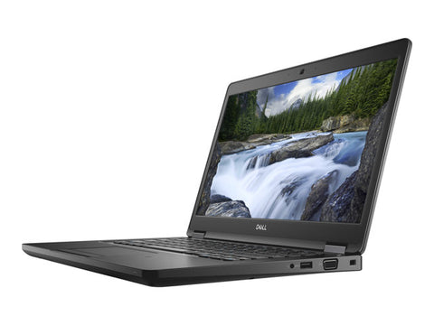 "Dell Latitude 5490, Intel® Core™ i5-8250U 1.60 GHz up to 3.40 GHz 6M Cache, 14"", 8 GB, 256 GB SSD, Windows 10 Pro 64, Español, Código: NM7YY"