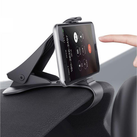 Car Phone Mount,MANORDS Durable Dashboard Cell Phone Holder Compatible for iPhone Xs,X, 8, 8 Plus, 7, 7 Plus, Samsung Galaxy S9,S8, S8 Plus, S7, Note 9 Edge, Google and More