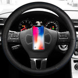 Fixate Multi Purpose Nano Sticky Gel Pads,for Cell Phone Holder Dashboard Anti Slip Pad GPS Car Mat Phone Tablet for 6S/7/7P/8/X,S6/S7/S8(Transparent 5)