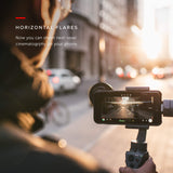 Moment - Anamorphic Lens for iPhone, Pixel, Samsung Galaxy and OnePlus Camera Phones