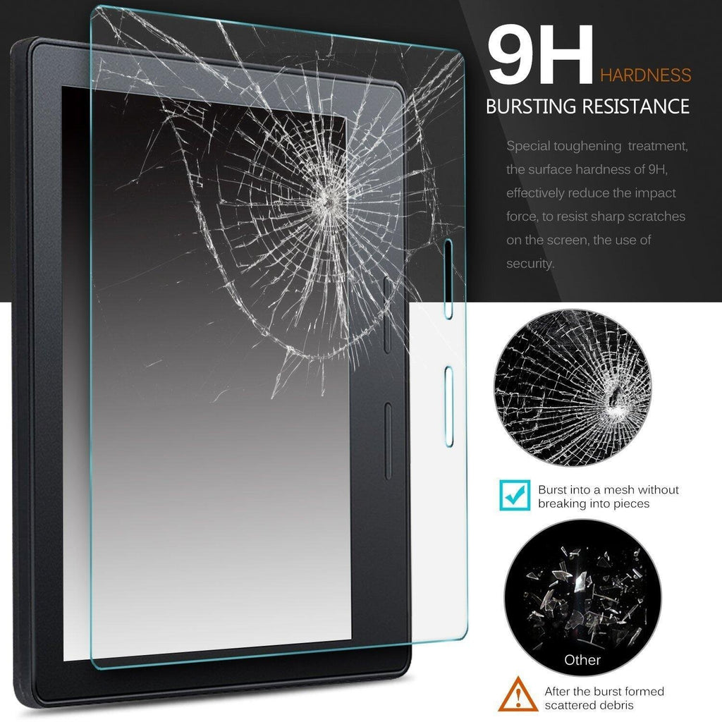 Tempered Glass Screen Protector For Kindle Oasis E-reader 9th Generation 2017