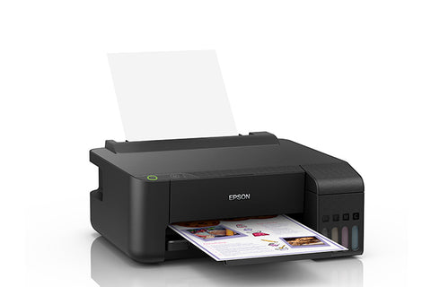 Marca: Epson; Código MPN: C11CG89301; Epson L1110 - Personal printer - A4 (210 x 297 mm) - up to 33 ppm (mono) - up to 15 ppm (color) - capacity: 100 sheets - USB 2.0