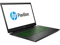 "HP Pavilion Gaming 15 DK001LA, Intel® Core™ i5-9300H 2.40 GHz up to 4.10 GHz 8M Cache, 15"", 8 GB, 1 TB HDD, Windows 10 Pro 64, Español, Código: 4PF89LA#ABM"