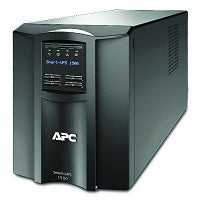 Marca: APC; Código MPN: SMT1500C; APC Smart-UPS - Battery backup - Line interactive - 1000 Watt - 1440 VA - 120 V - with SmartConnect