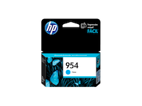 Marca: HP, Código: L0S50AL, HP - Ink cartridge - Cyan - Model 954 700 pages