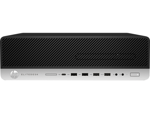 HP EliteDesk 800 G4, Intel® Core™ i5-8500 4.1 GHz, 8 GB RAM, 1 TB HDD, Windows 10 Pro 64, Español