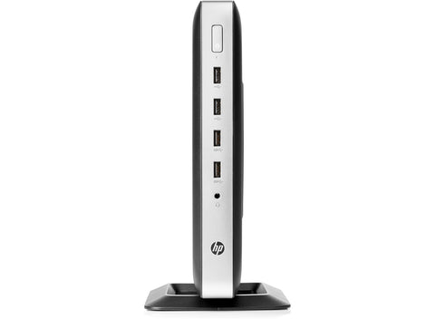 HP t630 Thin Client, AMD GX-420GI 2.2 GHz, 4 GB RAM, 32 GB Flash, Windows Embedded Standard 7E, Español